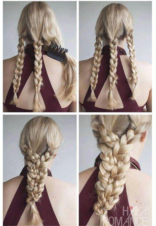 Mesdemoiselles, voici 8 idées de coiffures faciles à reproduire et idéales pour l'été