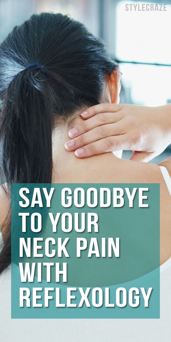 Did you ever experience the feeling of having the weight of the world on your shoulders? Have you ever tried reflexology for neck pain? Here is all you need to know about it