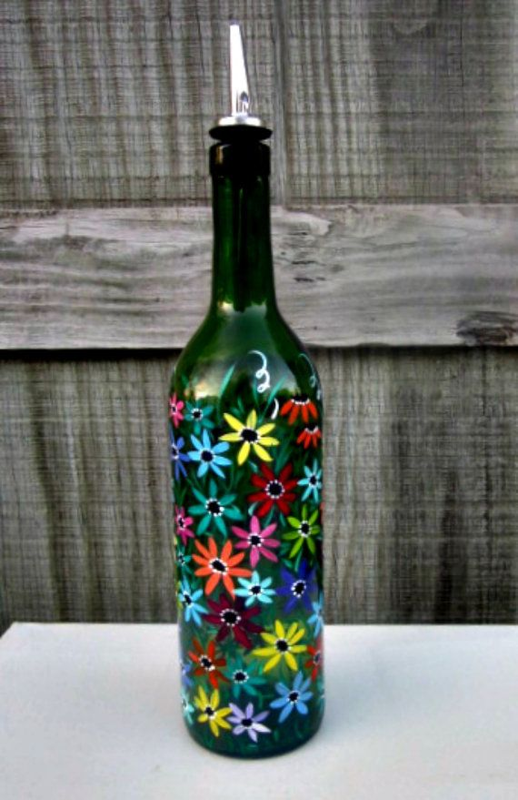 ms de ideas increbles sobre botellas de vino pintadas en pinterest pintando botellas de vino decorando botellas de vino y decorar botellas de vino