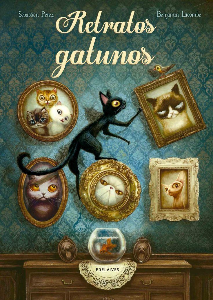 Libro de poemas ilustrado en el que el dúo Perez y Lacombe retrata la personalidad de 15 gatos cuyos talantes, caprichos y obsesiones los acercan más que nunca al género humano. Graciosos, afectuosos, testarudos, ladinos, algo maquiavélicos y, por supuesto, independientes. (Fuente: Edelvives)