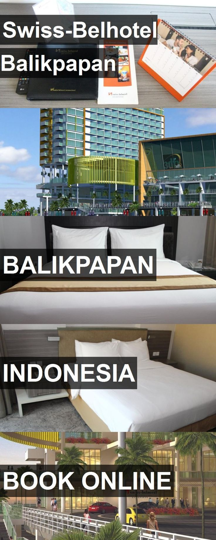 Swiss-Belhotel Balikpapan in Balikpapan, Indonesia. For more information, photos, reviews and best prices please follow the link. #Indonesia #Balikpapan #travel #vacation #hotel