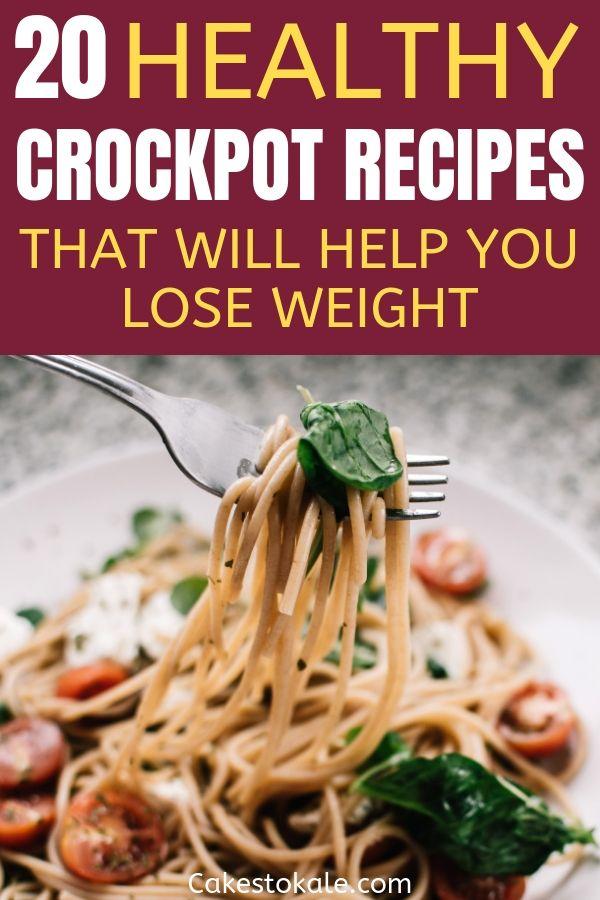 20 Healthy Crock Pot Recipes Healthy Crockpot Recipes Healthy