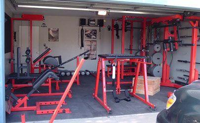 Garage gym will happen...