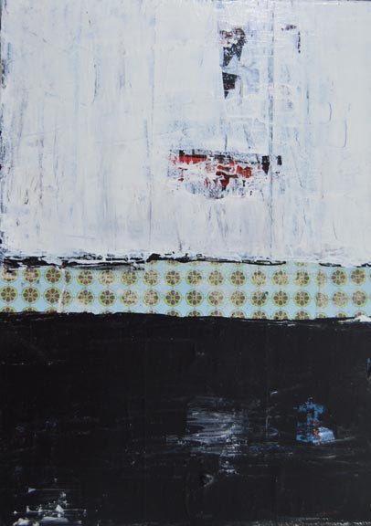 Pintura de acrílico. Arte abstracto de la lona original. Técnica mixta Collage arte. Colores apagados. Pintura de blanco y negro de ArtByKatieJeanne en Etsy https://www.etsy.com/es/listing/223437242/pintura-de-acrilico-arte-abstracto-de-la