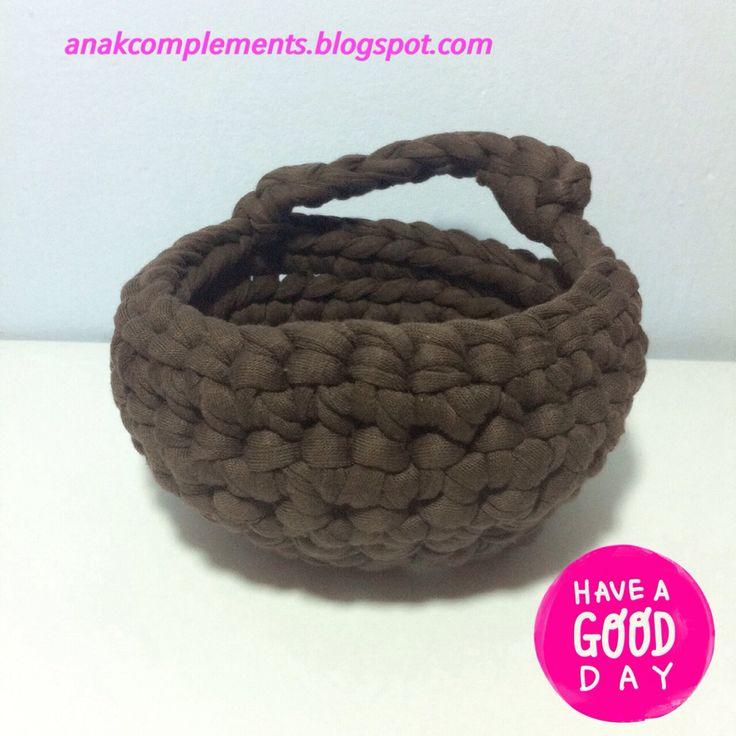 Cestas ANAK | Más Novedades en la web : anakcomplements.blogspot.com  Lo personalizamos con el material y el color que tu quieras. Pedidos a : anakcomplements@gmail.com