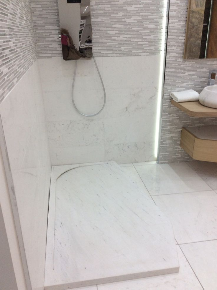 Finest This Marble Shower Tray Is So Elegant With Pictures Of Marble Showers .
