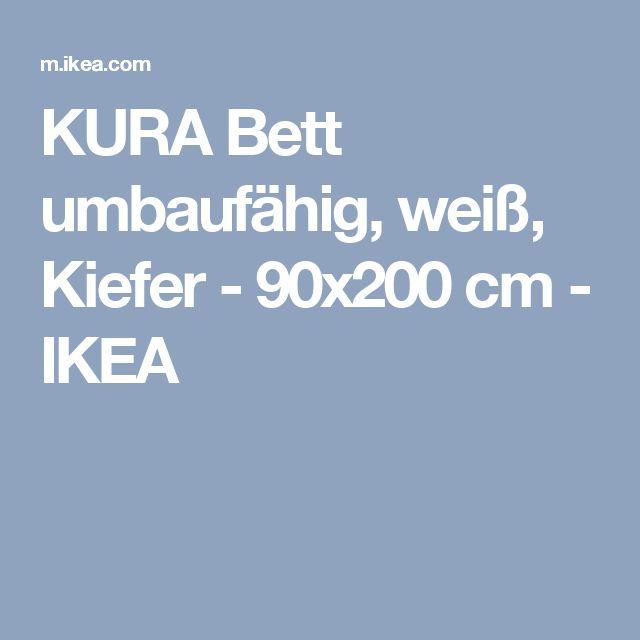 Die besten 25+ Ikea betten weiß Ideen auf Pinterest Ikea - schlafzimmer kiefer wei amp szlig