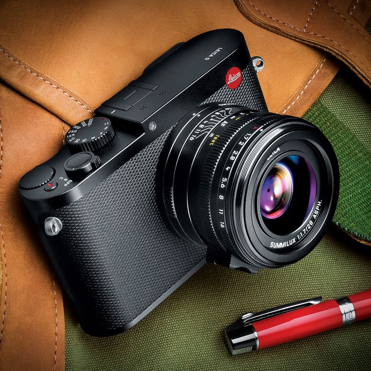 Once Again, Leica Rewrites Photographic History With the Groundbreaking Leica Q — Full-Frame Sensor and the Fastest Lens in Its Class!