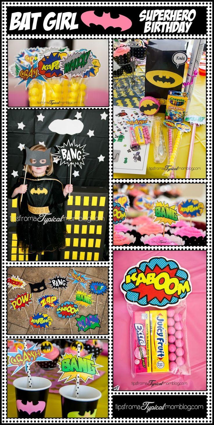 Best 25+ Batgirl party ideas on Pinterest | Batman party, Lego ...