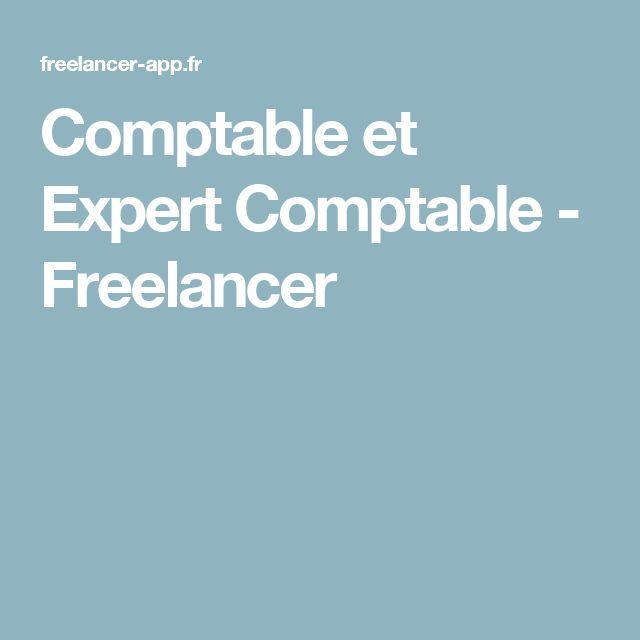Comptable et Expert Comptable - Freelancer