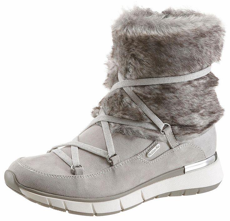Marco Tozzi Winterboots Jetzt bestellen unter: https://mode.ladendirekt.de/damen/schuhe/boots/winterboots/?uid=2f11264e-a4d4-51f0-af36-e9c69c690f89&utm_source=pinterest&utm_medium=pin&utm_campaign=boards #boots #winterboots #schuhe