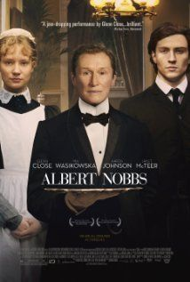 Albert Nobbs - Best Make-up & Best Supporting Actress Janet McTeer and also Best Actress Glenn Close    -- 3 total