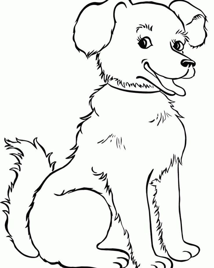 Viele verschiedene #Ausmalbilder #Malvorlagen #Hunde #Vorlagen http://dekoking.com/ausmalbilder-hunde/