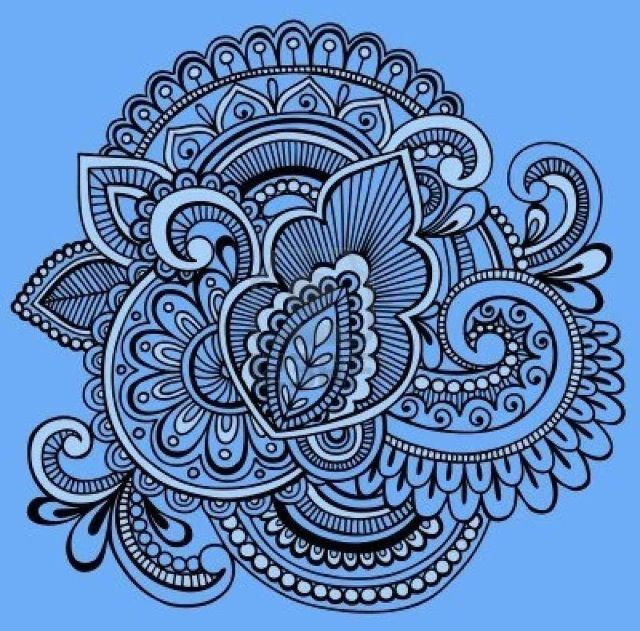 N Mehndi Patterns On Paper : Best images about henna tattoo designs on pinterest