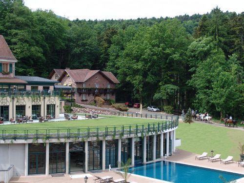 Hôtel & Spa Les Violettes - Jungholtz - #Alsace
