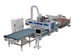 China auto nesting cnc wood router machine for sale