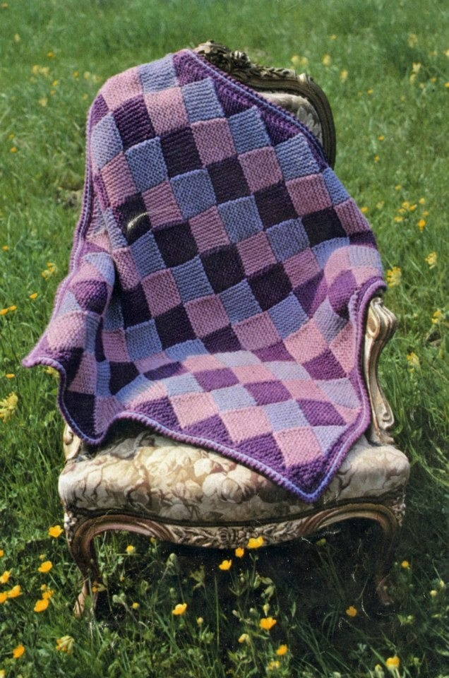 Manta tejida: Hook, Blanket, En Crochet, Mantas Tejidas A Dos Agujas, Tissue, Fabrics, Manta Tejida, Blankets, Tissues Drink