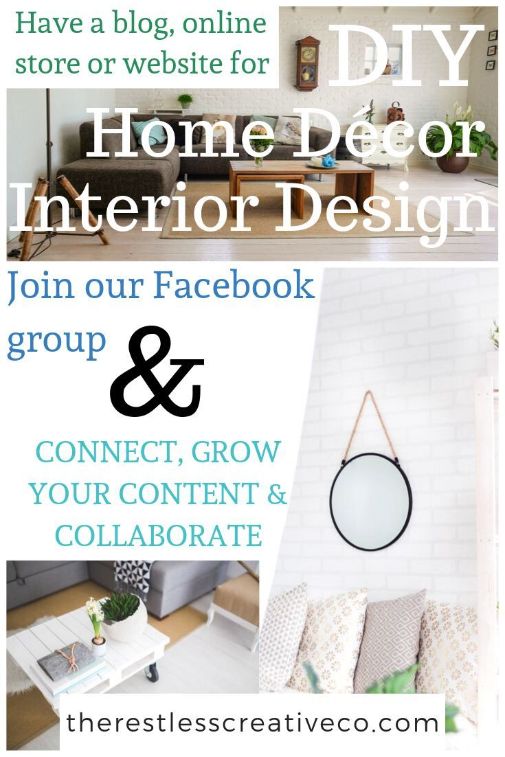 Are You A Content Creator For Diy Projects Home Decor Or Interior