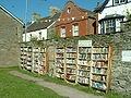 Hay-on-Wye - dit schijnt het Walhalla voor boekenliefhebbers te zijn