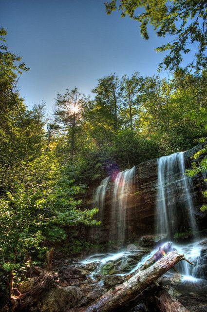 Glen Onoko Falls, Jim Thorpe 11 Perfect Places To Go In Pennsylvania If You're Feeling Adventurous