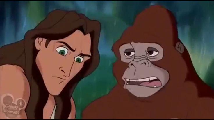 Legenda Lui Tarzan Ep 2 desene animate dublate romana full HD 1080p .