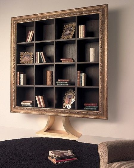 Now wine crates- but the frame is super cool.