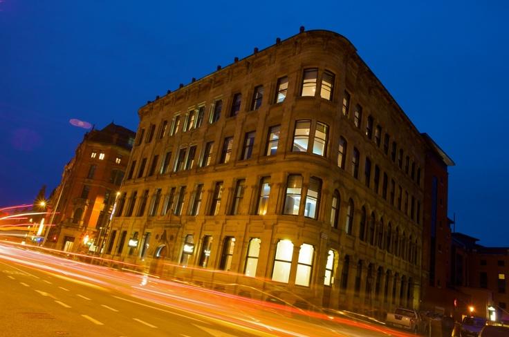 Roomzzz Manchester City Exterior
