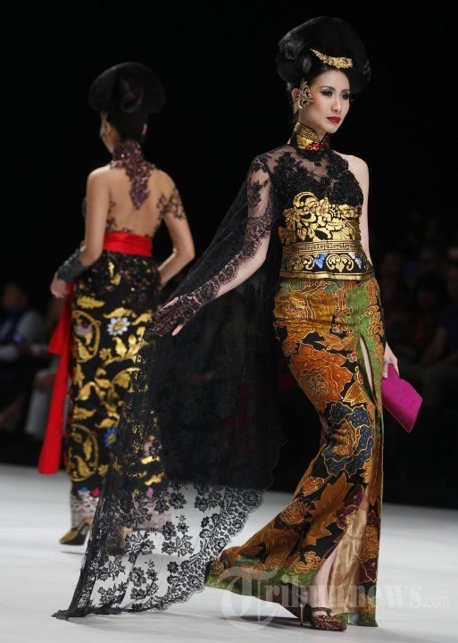 ... Indonesia-Anne Avantie Designs-Colorful Fabrics,Batik,Lace and more