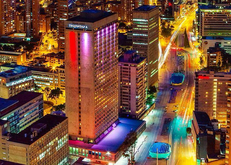 Reflejos de Bogotá #colombia