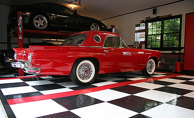 Mejores 35 im genes de cool garages and cool cars en for Garage ford denney 90