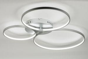 Lampara de techo 72100: Moderno, Diseno, Material sinteticos, Metal