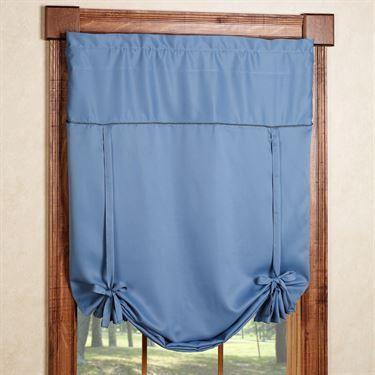Blackstone Tie Up Window Blackout Shade