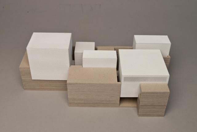 "Gregor Benz ""Fondacione Jodice 1"" | Architecture School, Vienna University of Technology - TU Wien - Austria | March 2011"