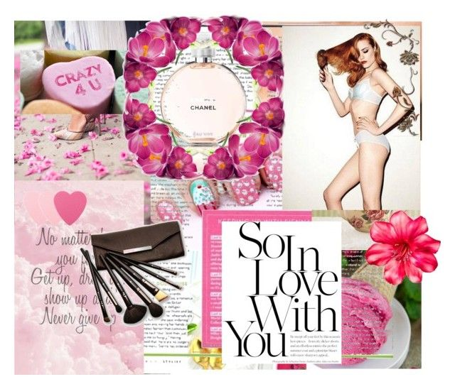 hjgj by marta-theresa-serafin on Polyvore featuring Borghese, Sephora Collection and Chanel