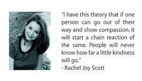 rachel's challenge quote - Google Search