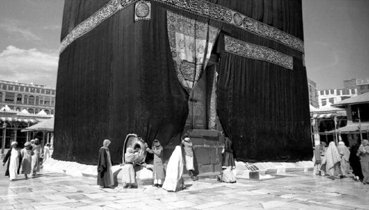 7 PHOTOS OF MASJID AL HARAM FROM 1947