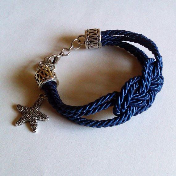 Nudo marinero pulsera buscar con google pulseras - Nudos marineros para pulseras ...