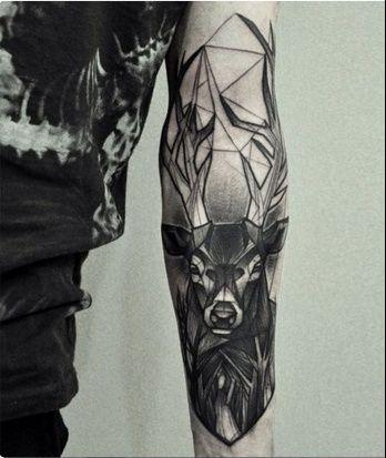 brazo tatuajes de hombre