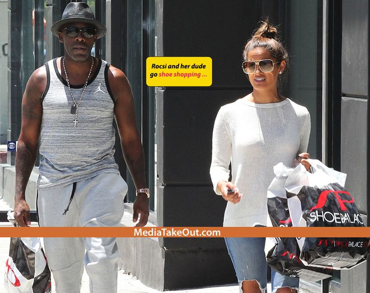 rocsi who is she dating