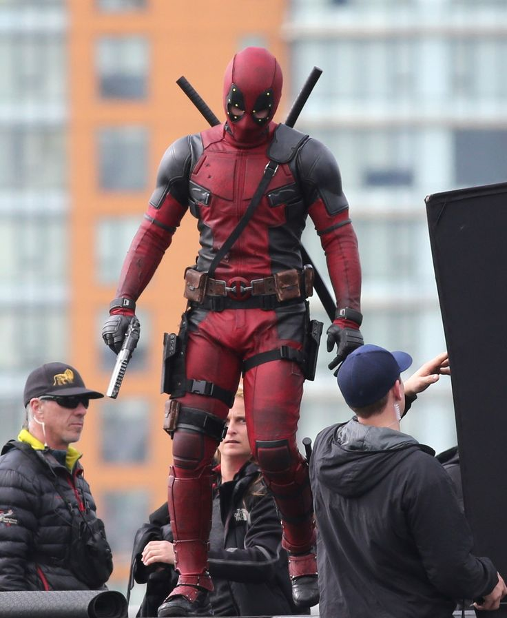 Deadpool - Wikipedia, la enciclopedia libre