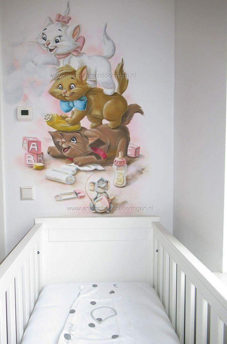 Murales #bebe Murales bebe  Disney baby zimmer, Wandbilder