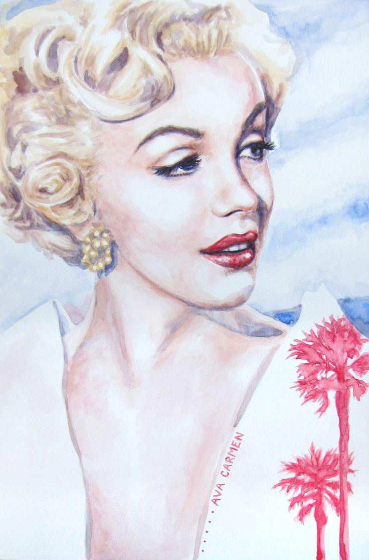 416 best ❤More Marilyn ~ Art & Misc. Pics images on Pinterest ...