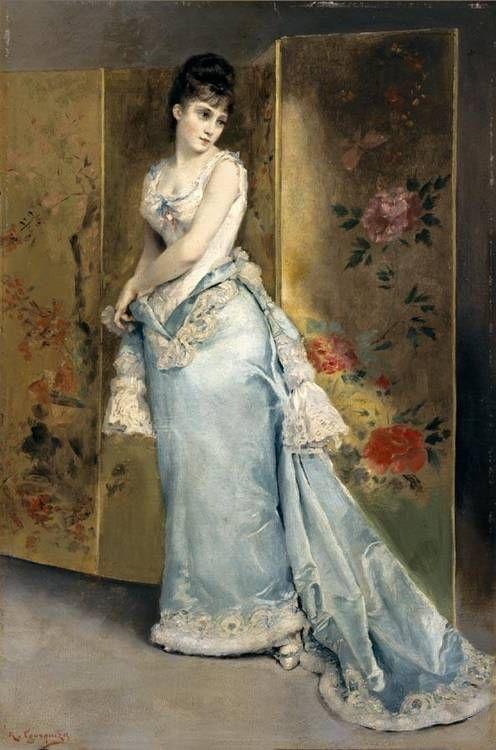 f - ROGELIO DE EGUSQUIZA SANTANDER 1845-1915