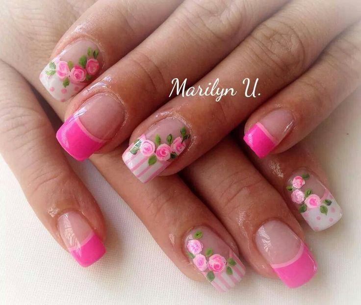 Fucsia fluo perfilino rosa french bianco pois strisce rose