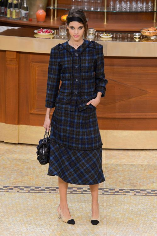 Chanel toamna iarna 2015-2016 (26) - Elle.ro