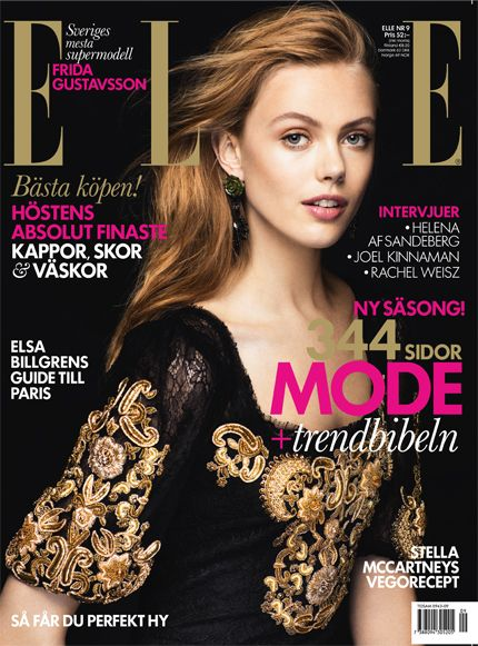 ELLE 9/2012 (butik)