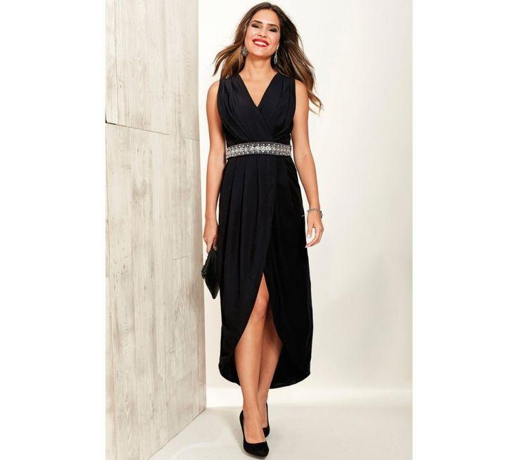 Večerní asymetrické šaty | modino.cz #ModinoCZ #modino_cz #modino_style #style #fashion #dress