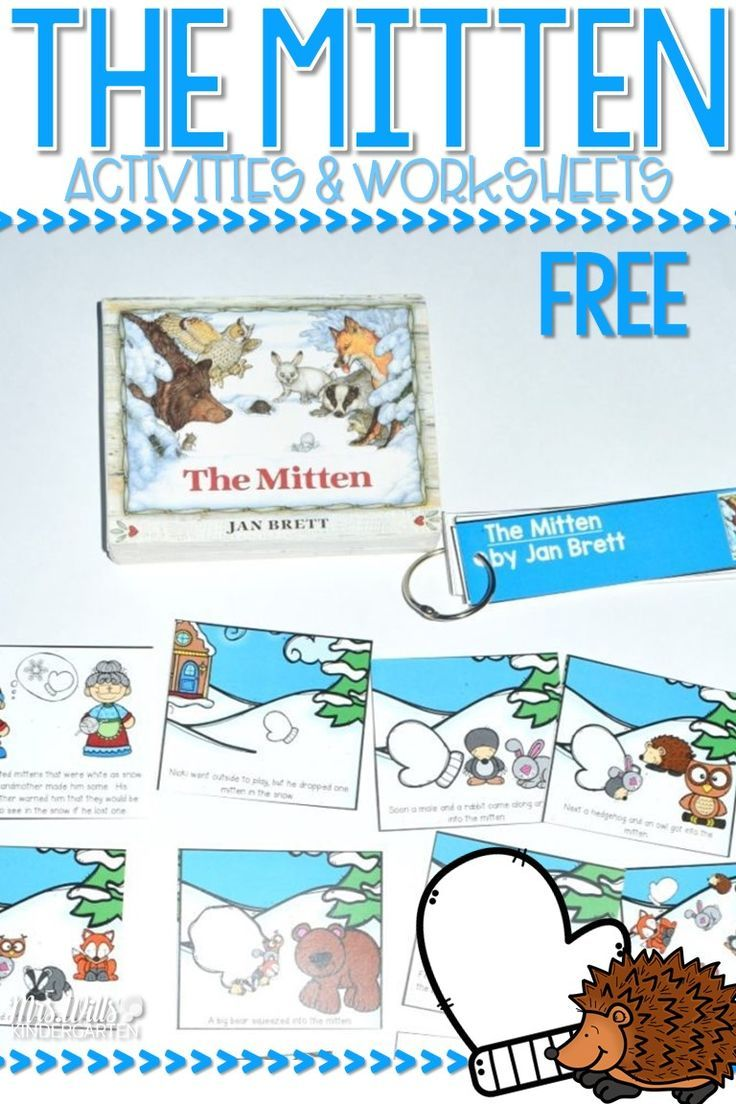 - FREE Reading Comprehension Unit For The Mitten? Yes, PLEASE