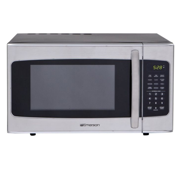 Emerson 1000w 1 3 Cu Ft Microwave Oven