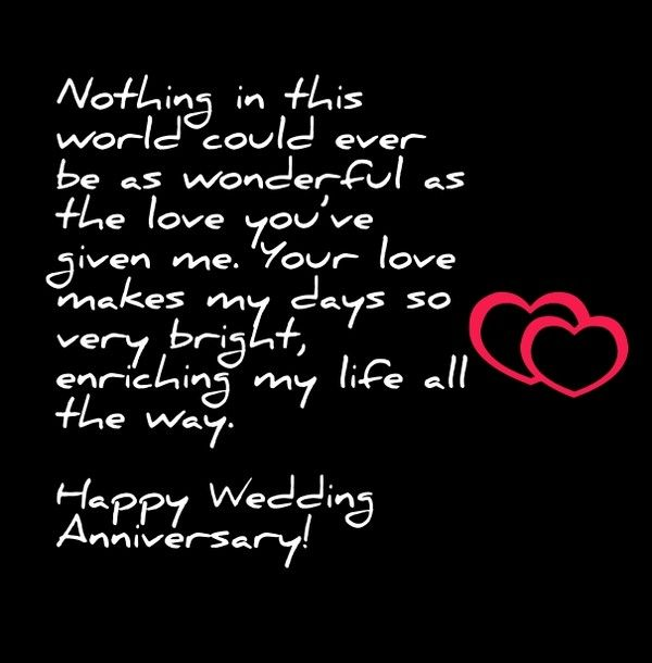 Wedding Anniversary Quotes: 1000+ Happy Wedding Anniversary Quotes On Pinterest